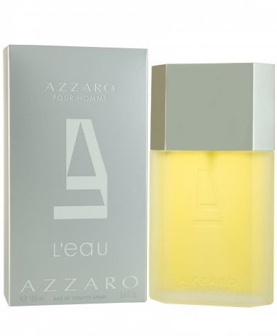 Azzaro Homme L'Eau EDT Men 100ml