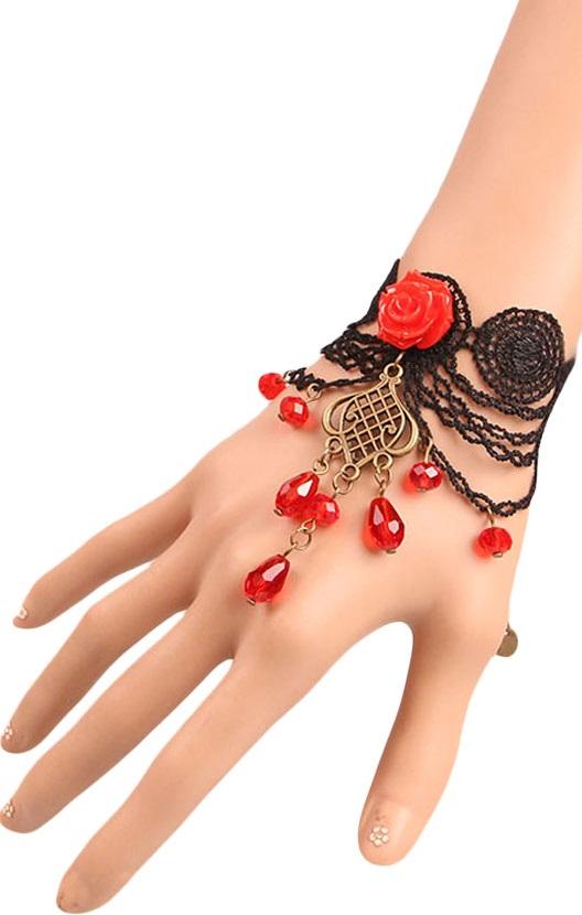 Pleasures Lace Bracelet