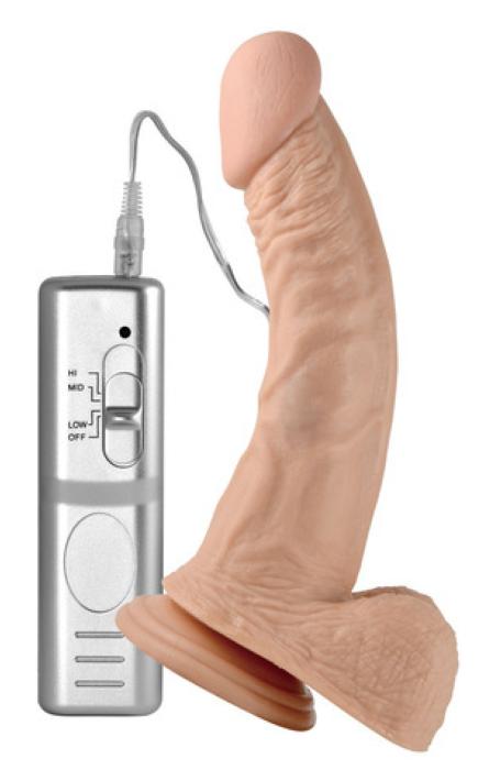 Vibrador Realistico American Whopper Flesh RF03022