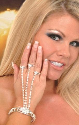 3 Ring Slave Bracelet