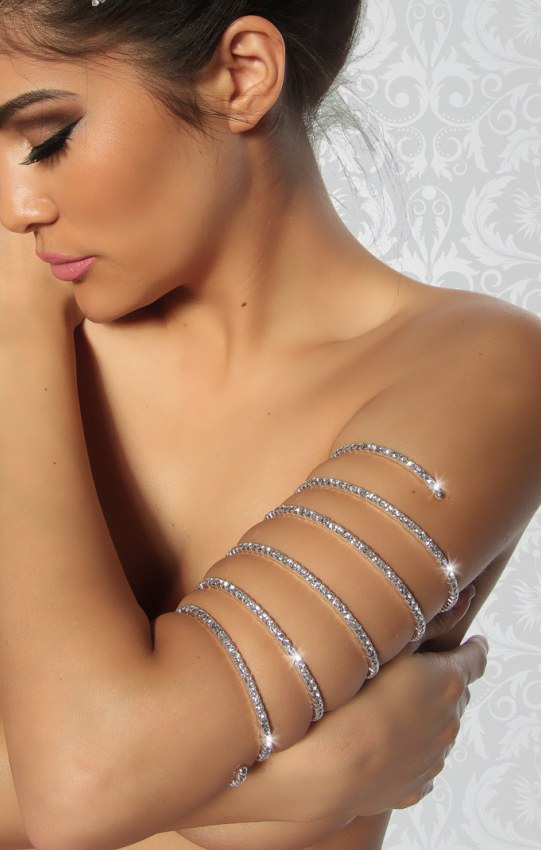Pleasures Armlet Bracelet