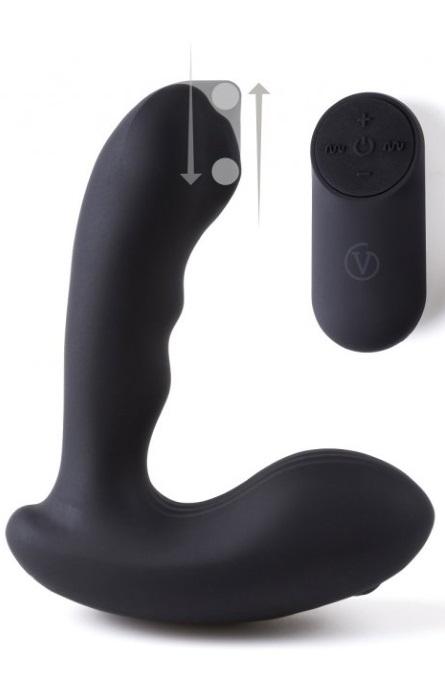 Vibrador Anal e Estimulador de Próstata 7 Speed RF40044