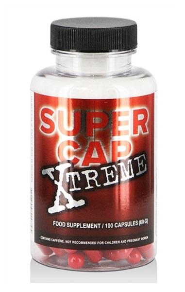 Super Capss Xtreme EFSA 100caps