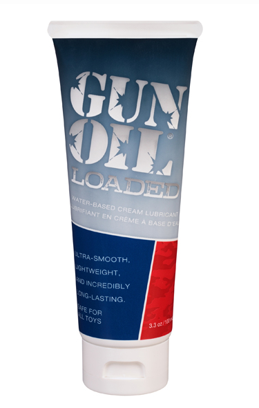 Gun Oil - Loaded Lubrificant 100ML