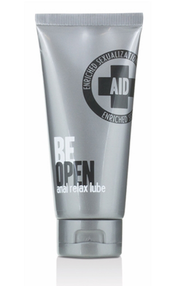 Lubrificante Anal Relax Aid -Be Open 90ml RF45140