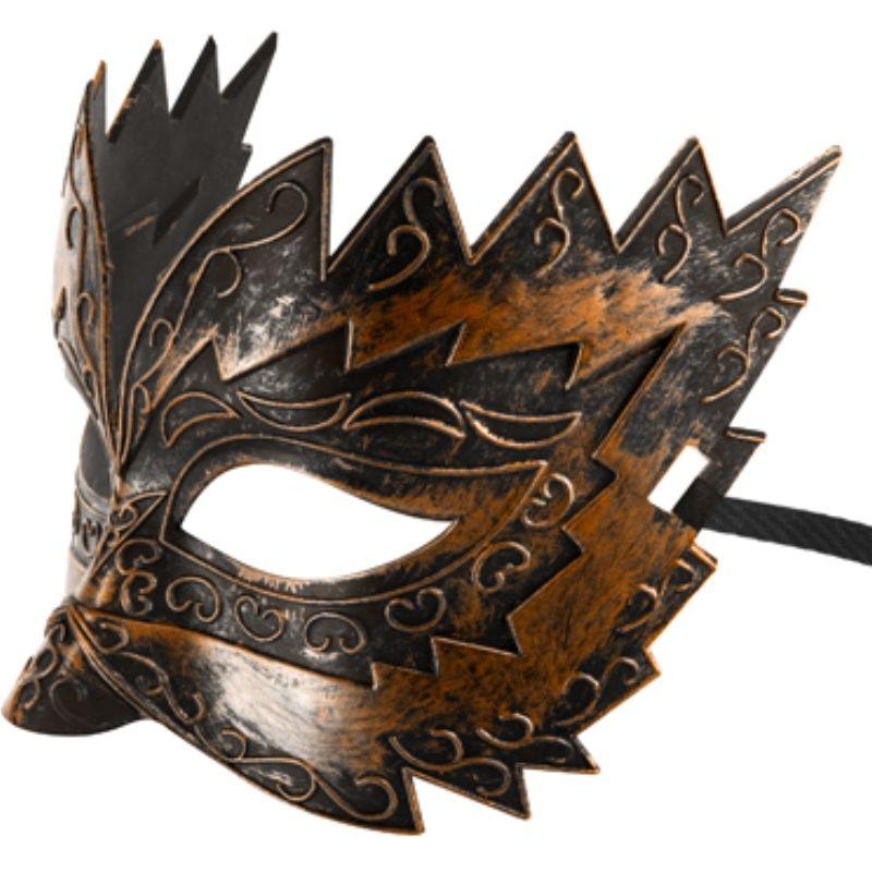 Máscara Veneziana Don Giovanni Copper