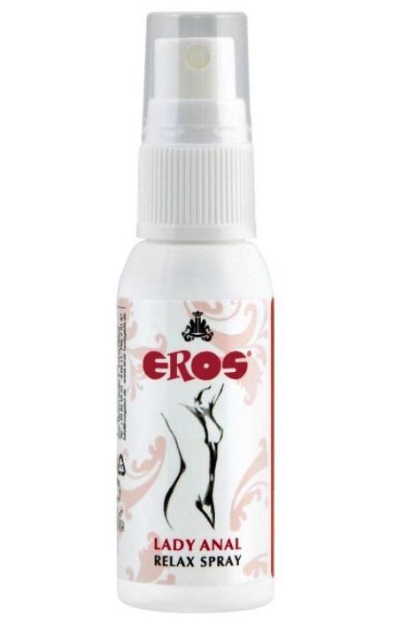 Spray Lubrificante Anal Relaxante Eros Lady RF45078
