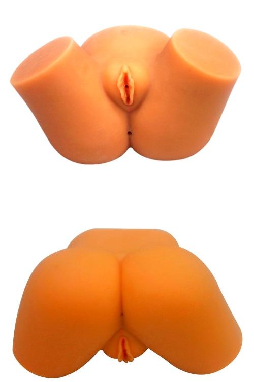 Vibrador Masturbador Vaginal e Anal RF02220
