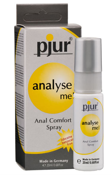 Pjur Analyse Me Anal Comforto Spray RF22494