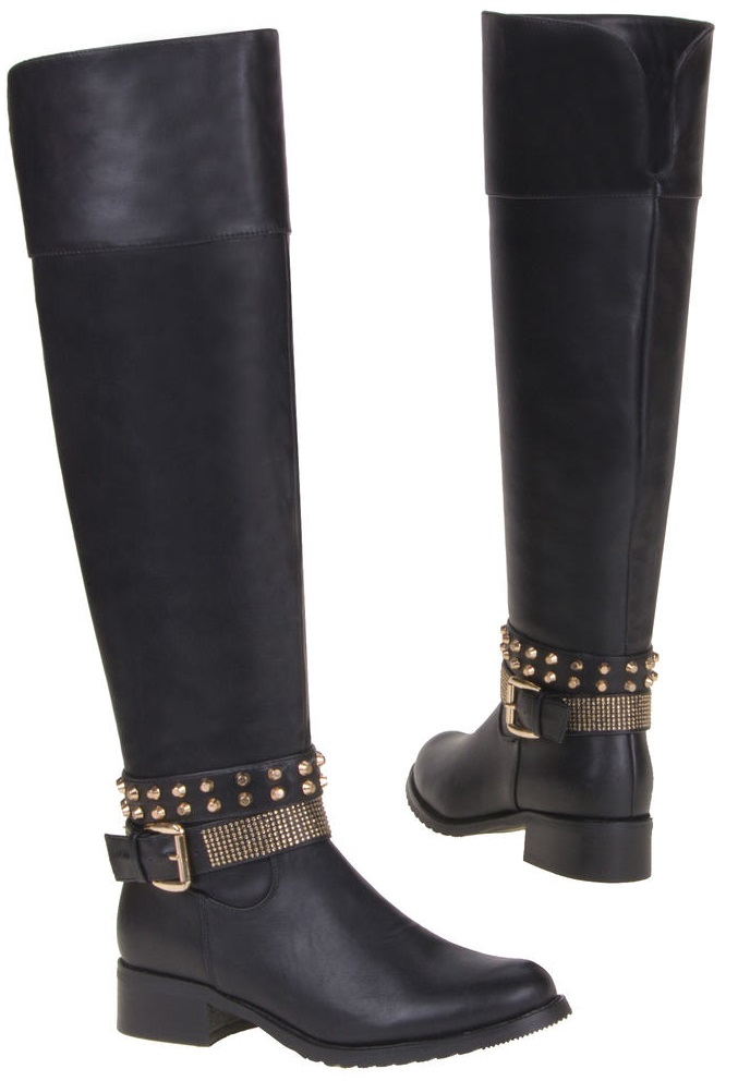 Pleasures Boots Black