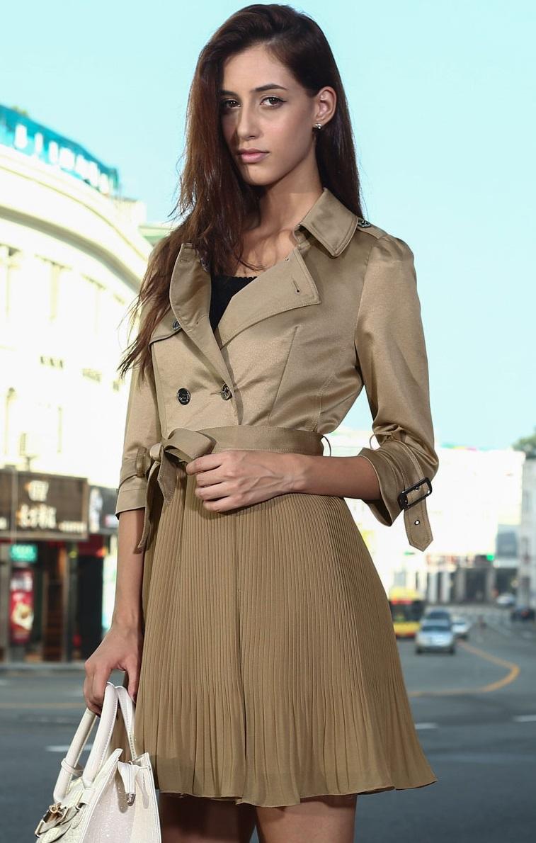 Pleasures Coat Dress