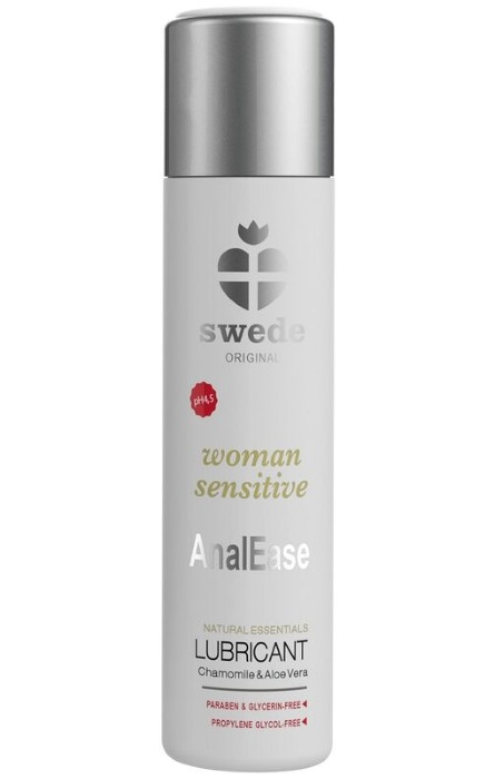 Sweede Lubricante Sensitive Anal Ease Woman 60ml RF45484