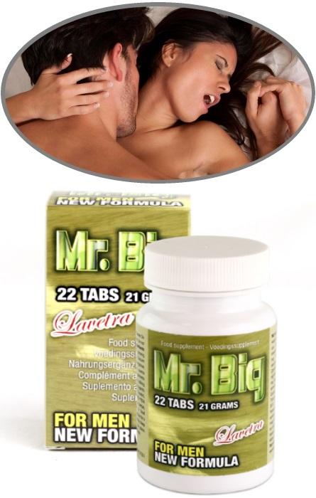 Mr.Big Aumento do Penis RF20611