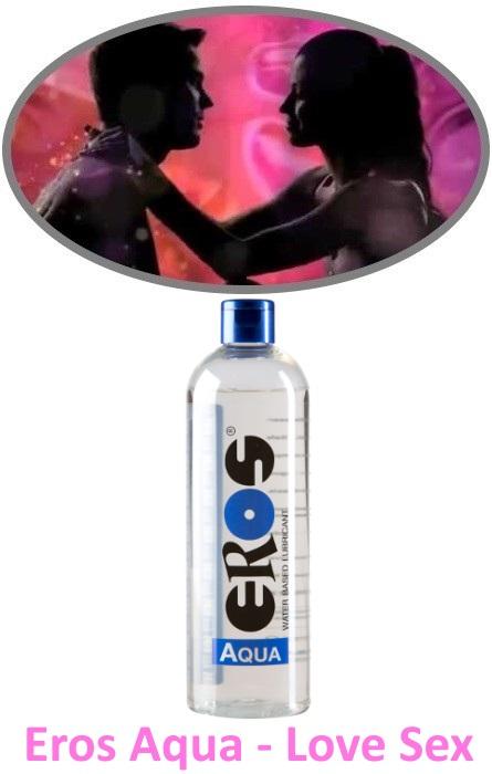 Lubrificante Eros Aqua Medical 100ml RF45497