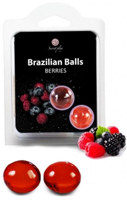 Brazilian Balls Lubrificante 2 Berries RF45070