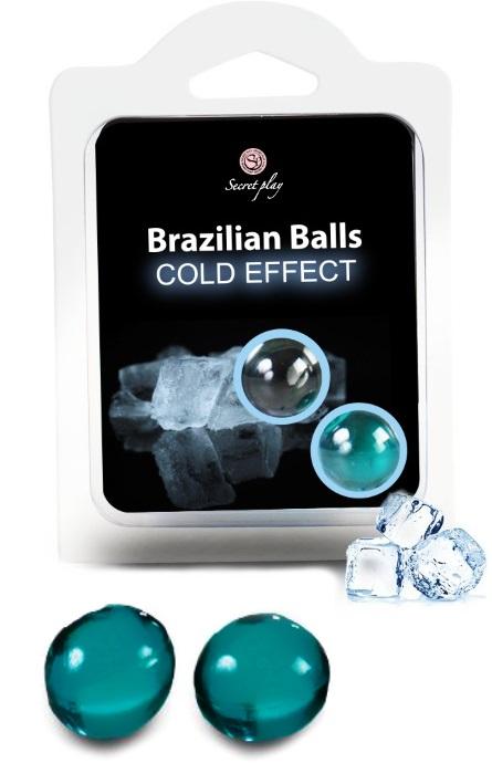 Brazilian Balls Lubrificante 2 Cold Effect RF45436