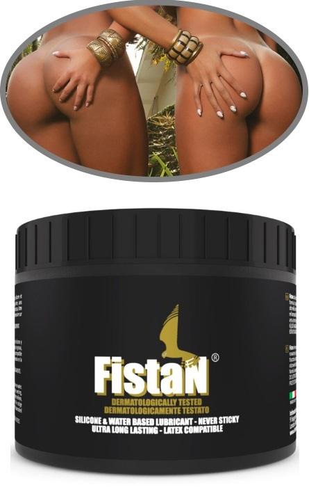 Lubricante Fistan Dilatação Anal Gel 500ml RF45539