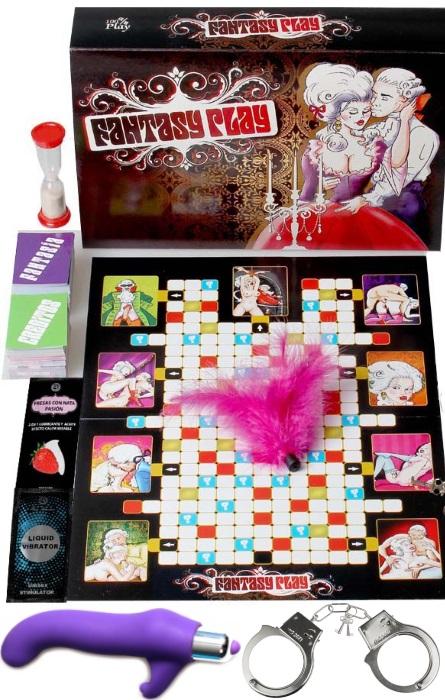 Jogo Fantasy Play (PT / ES) RF45430