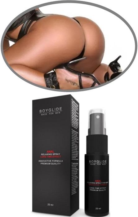 Lubrificante Anal Relaxing Spray Boyglide RF45417