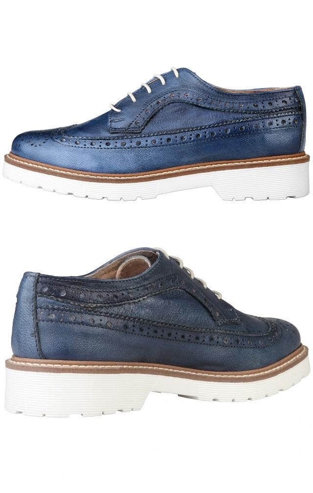 Ana Lublin Urban Shoes Beatriz Blue Rf600176
