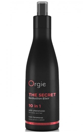 Orgie The Secret Elixir Hidratante com Feromonas 10 em 1 RF45305