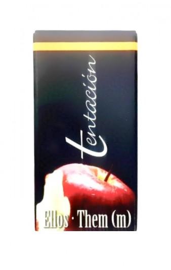 Perfume Elixir de Feromônios Tentacion Gay RF45542