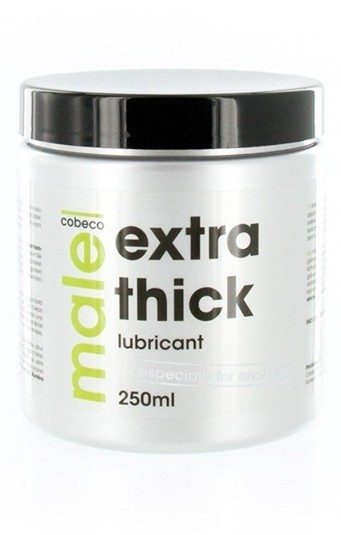 Male Lubricante Extra Thick 250ml