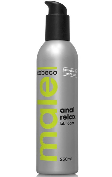 Male Anal Relax Lubricante 250ml RF45179