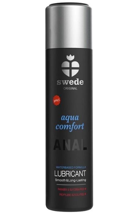 Swede Lubricante Anal Premium Aqua Comfort 120ml RF46700
