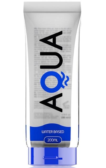 Lubrificante Aqua Love Sex 200ml RF46685