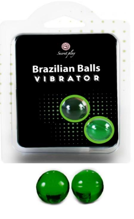 Brazilian Balls Lubrificante 2 Vibrador RF45019