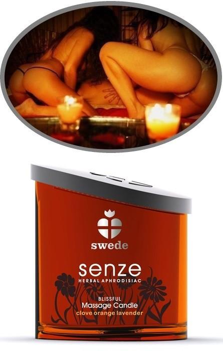 Swede Senze Massage Candle Blissful RF22244