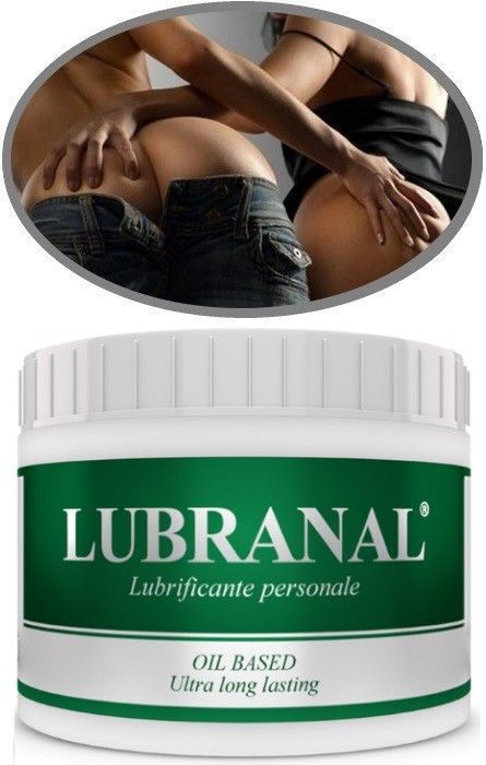 Lubricante Anal Lubranal Fist RF45419