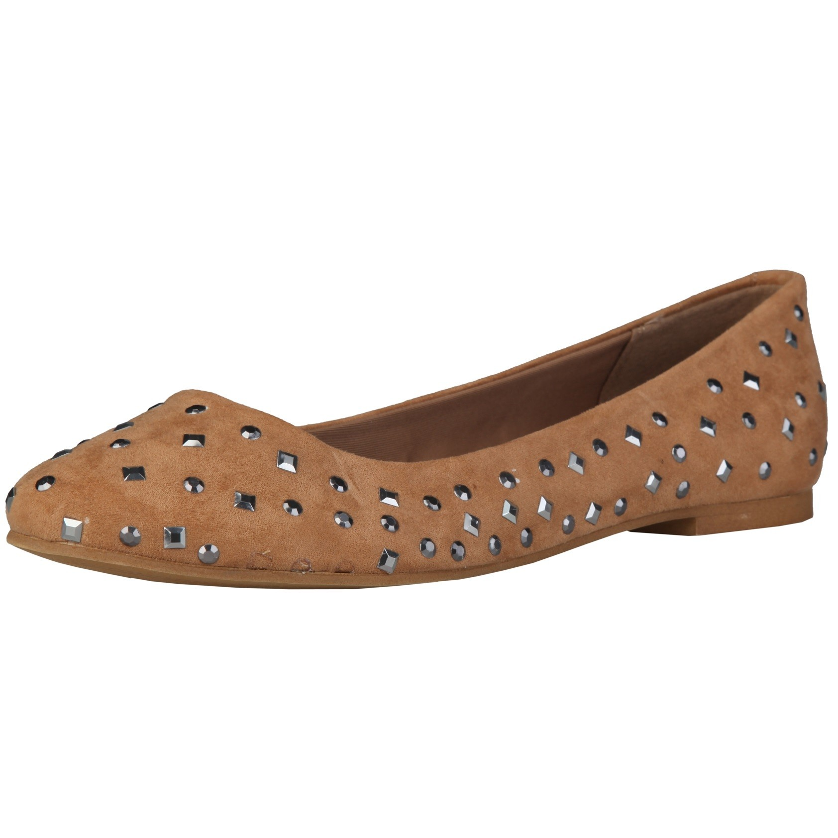Sofia Loes Flat Shoes Cuoio Rf600151