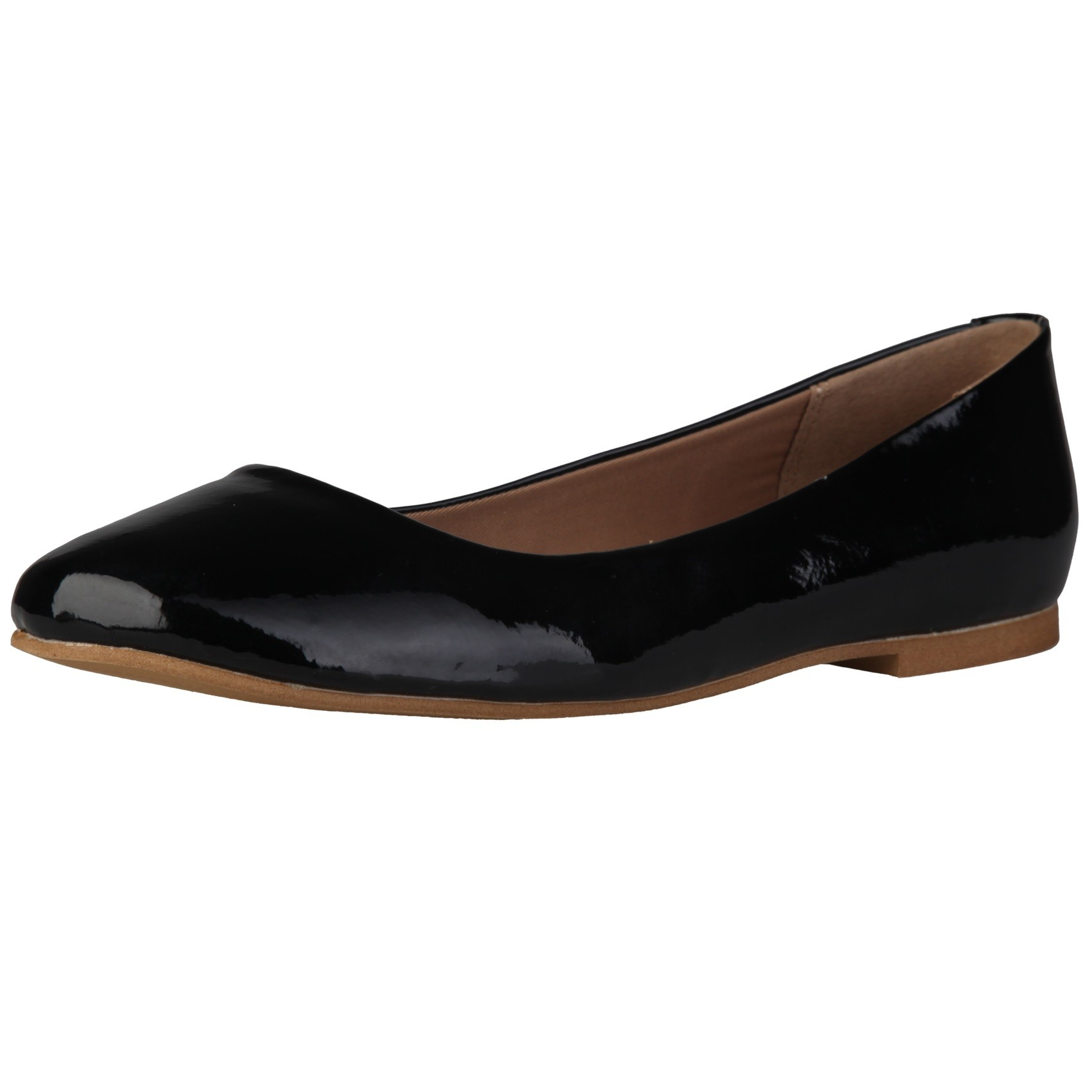 Sofia Loes Flat Shoes Black Rf600152