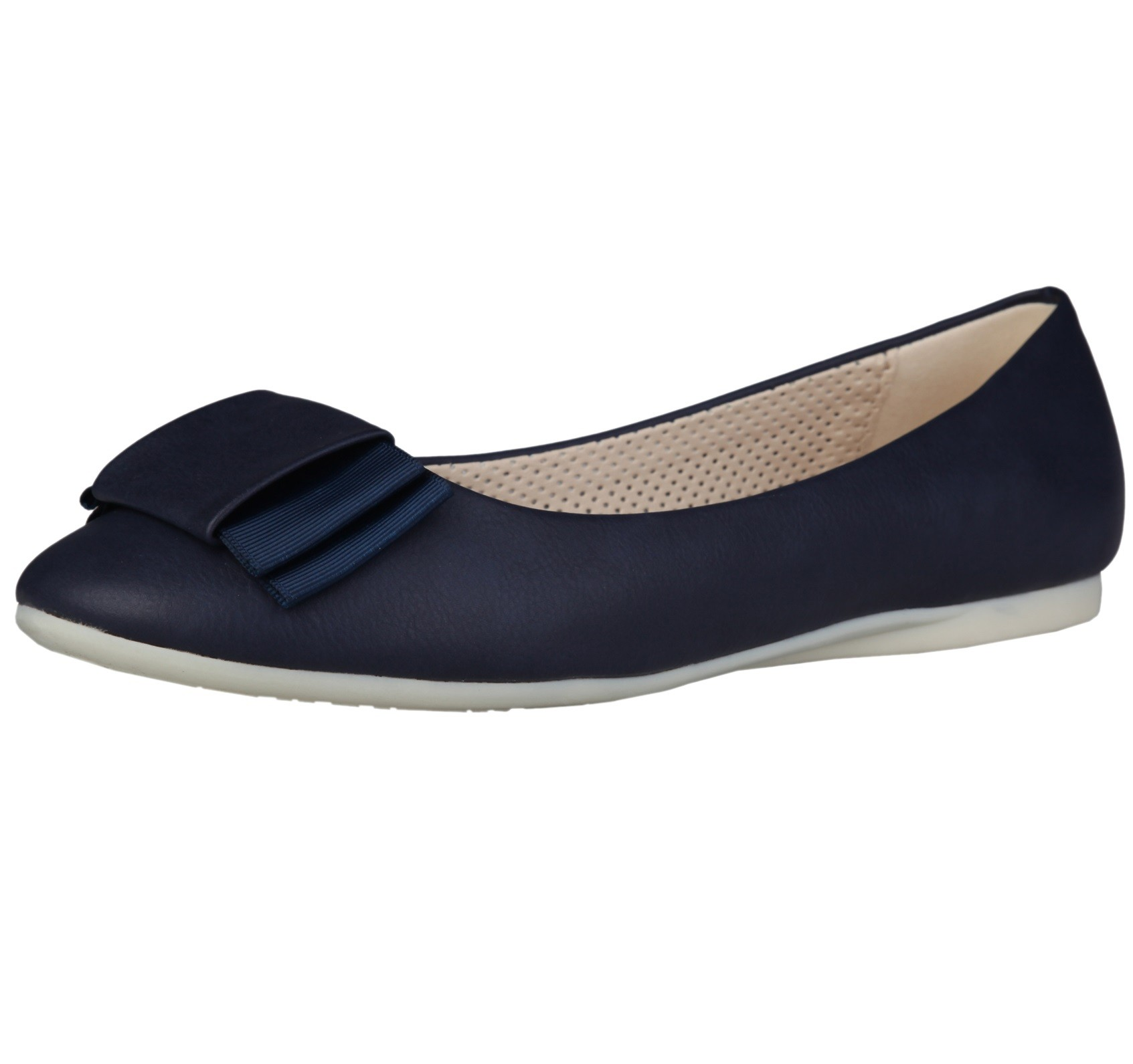 Sofia Loes Flat Shoes Fiocco Bluscuro Rf600155