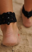 Pleasures Barefoot Sandals Black Rf800025