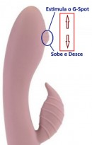 Vibrador Rabbit Trigger 10 Speeds RF03234