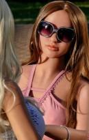 Boneca Silicone Realista Carmen 165cm