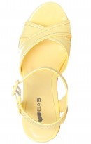 Gas Sandals Giallo Rf600204