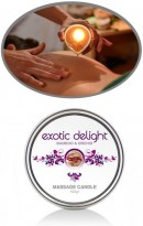 Vela Oleo de Massagem Exotic Delight RF300198