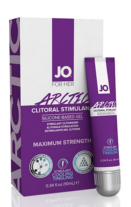 System JO Clitoral Stimulant Cooling Arctic 10ml