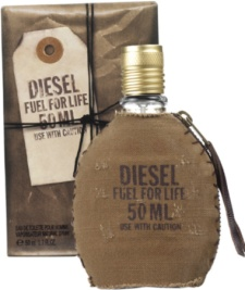 Diesel Fuel Life EDT Homme