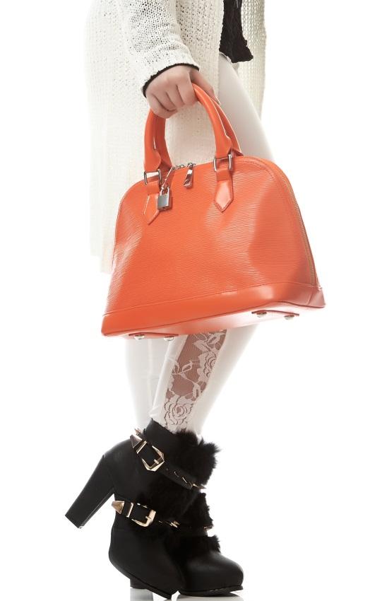 Pleasures Bag Orange Rf5090641