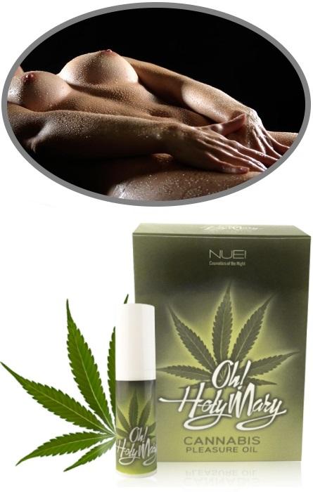 Vibrador Liquido Extra Forte Oh! Santa Maria Cannabis RF40082