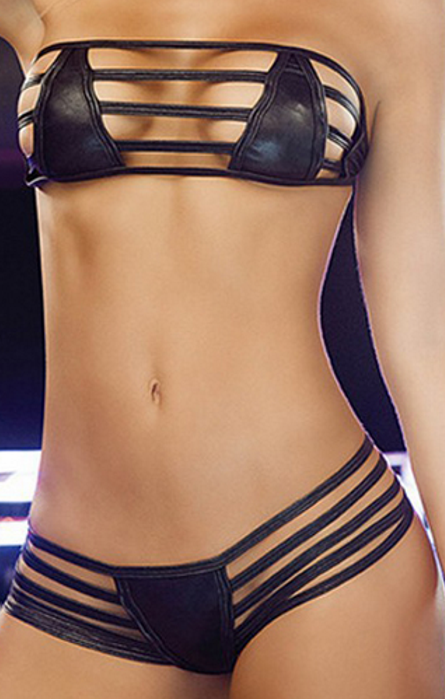 Hot Top And Bra Lingerie