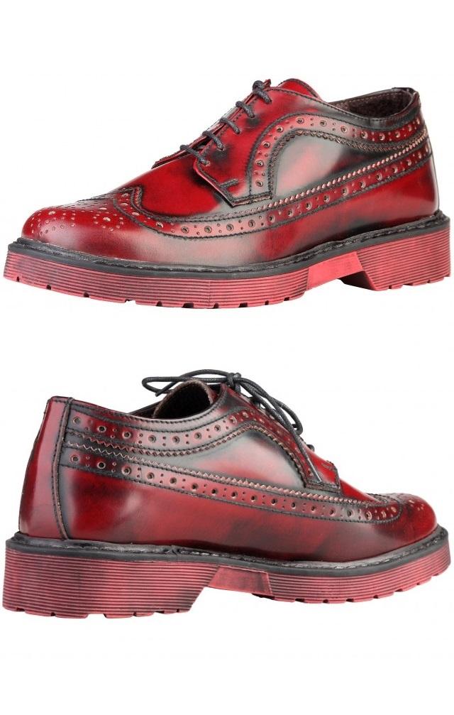 Ana Lublin Urban Shoes Lena Bordeaux Rf600182