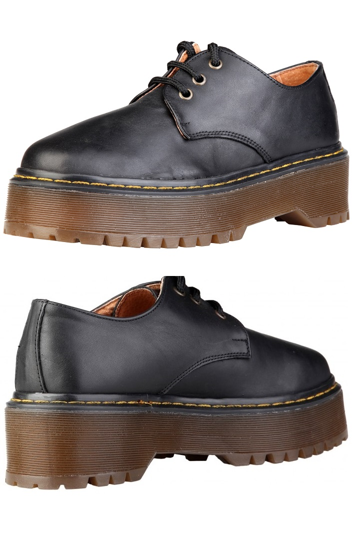 Ana Lublin Urban Shoes Lisbet Nero Rf600184