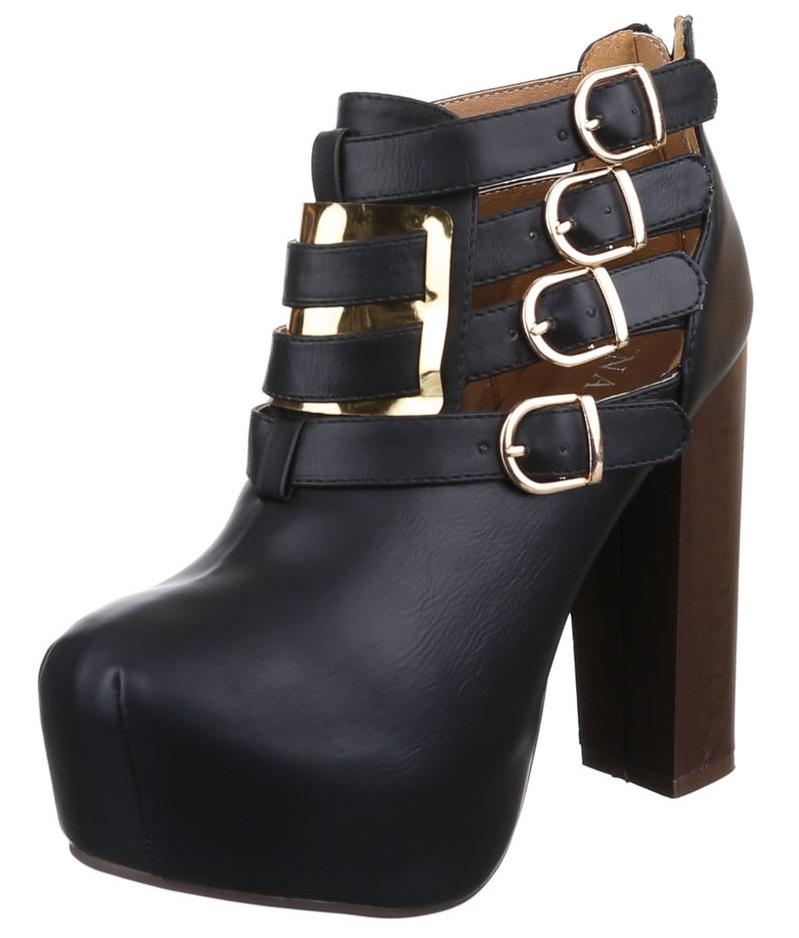 Pleasures Boots Black