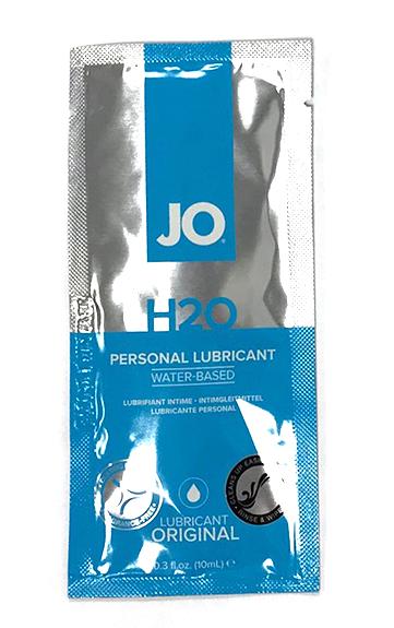 System Jo H2O Original Lubrificant Sachet